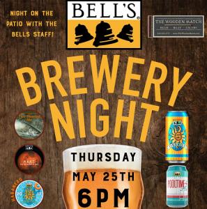 Bell's Brewery Sampling
